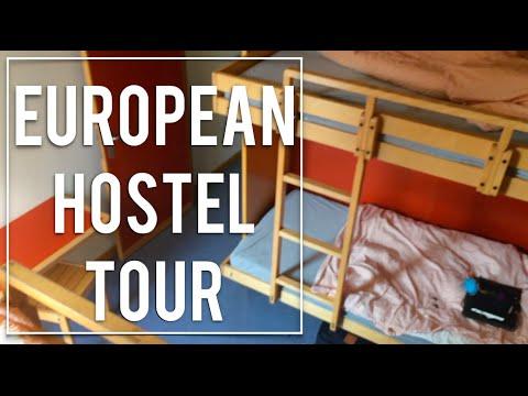 European Hostel Tour || Zürich International Youth Hostel || AmiLin