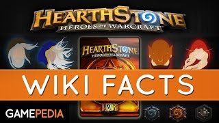 Wiki Facts - Hearthstone