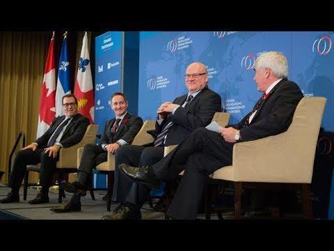 Panel Économie Mondiale 2018 : Économie mondiale 2018 : le vrai début de l'après-crise financière ?