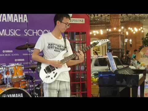 Lead Guitar Show at Lotus Bangyai by Yamaha Music School