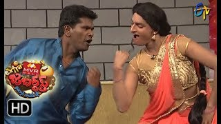 Chammak Chandra Performance | Extra Jabardsth | 18th August 2017| ETV  Telugu