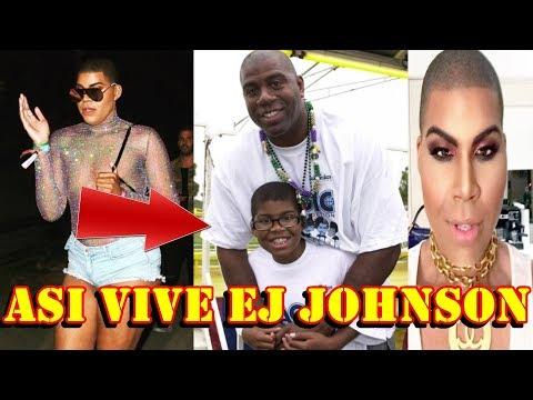 EJ JOHNSON EL HIJO DIFERENTE DE MAGIC JOHNSON