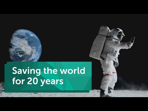 20 Years Anniversary of Kaspersky Lab