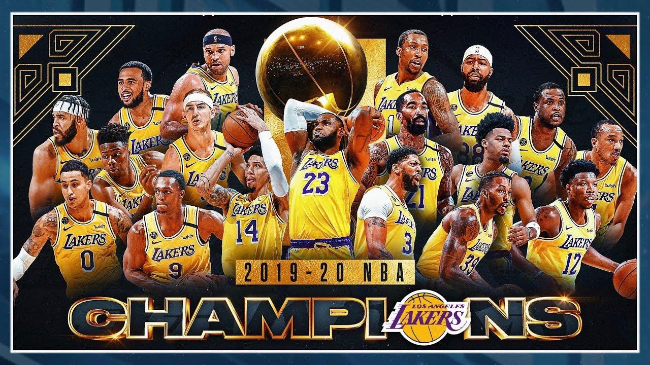 [Débrief] Game 6 / LES LAKERS SONT CHAMPIONS NBA  / NBA Finals 2020