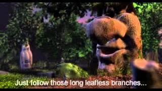 El Bosque Animado - Trailer Febrero