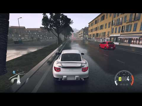 fh2 porsche 911 gt2 rs drift build youtube. Black Bedroom Furniture Sets. Home Design Ideas