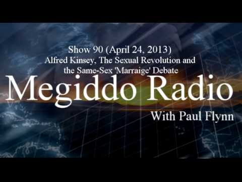 Alfred Kinsey, The Sexual Revolution and the Same-Sex