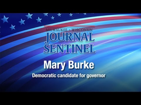 LIVE JSOnline interview with Mary Burke
