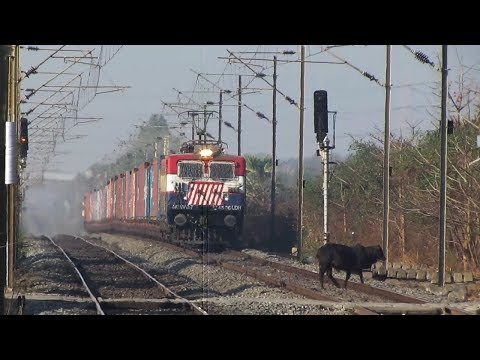 High Speed Indian trains - Rajdhani, Shatabdi, AC Double Decker and many more...