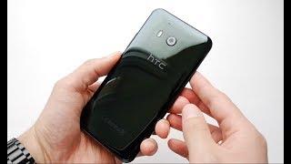 Обзор HTC U11: распаковка и первые впечатления