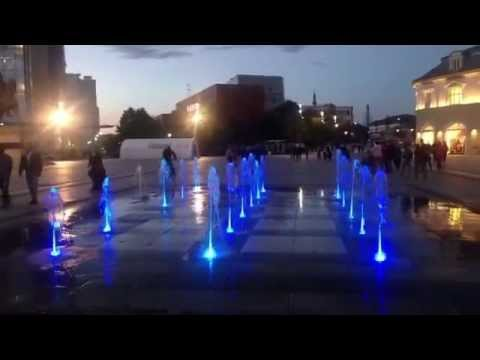 A trip to Prishtina/Kosovo