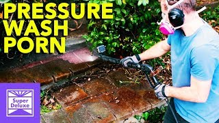 Pressure Washing | Stoned Mode