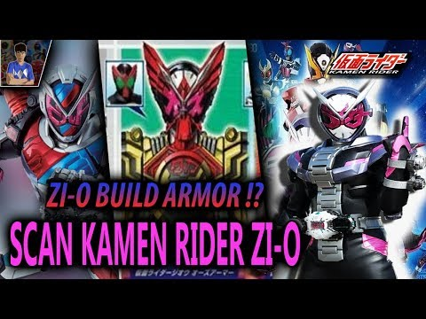 ZI-O BUILD FORM & GEIZ GHOST FORM!! - BAHAS SCAN KAMEN RIDER ZI-O | KAMEN RIDE