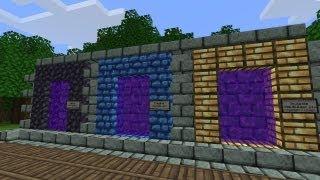 Minecraft Plugin Review: Multiverse Portals