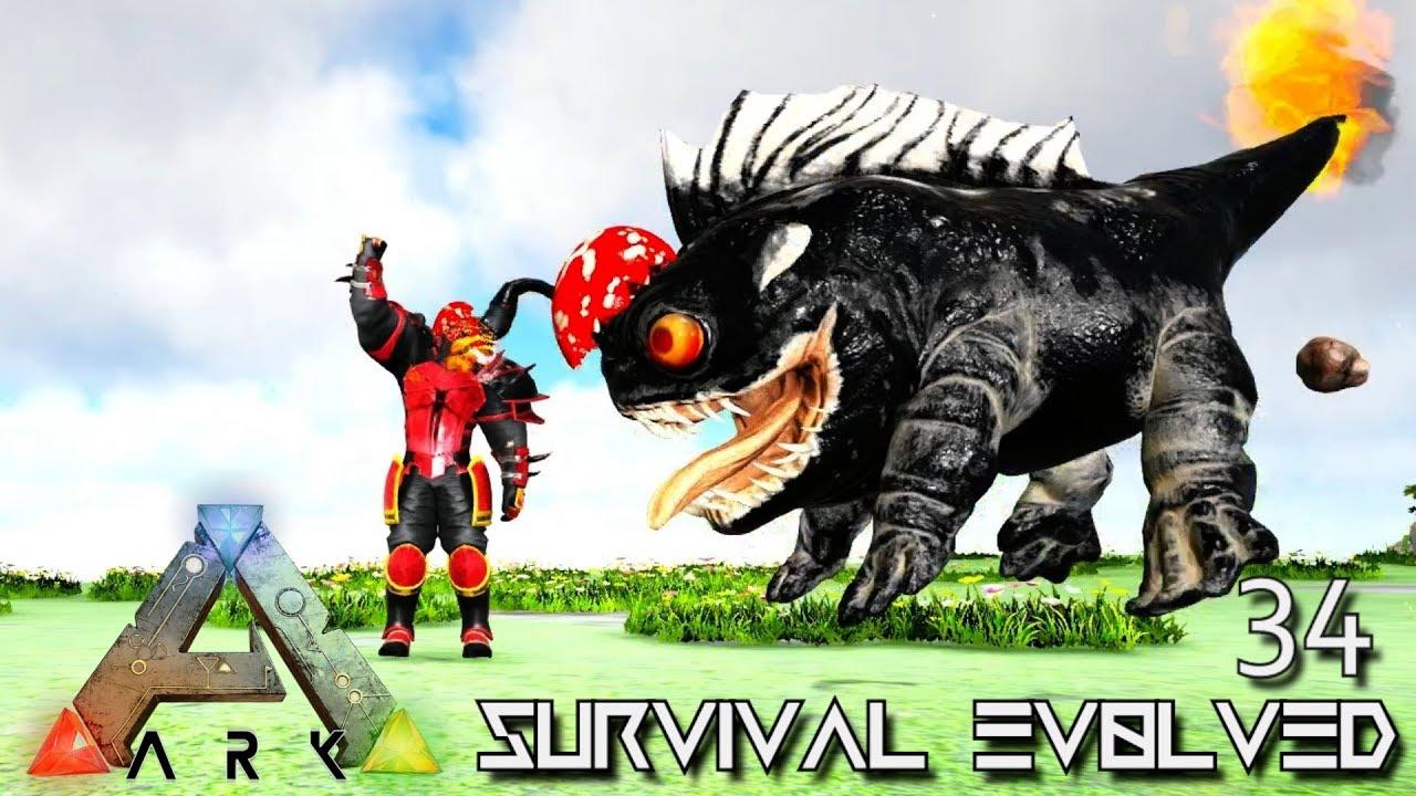 ARK: SURVIVAL EVOLVED — NEW UPDATE EASTER SKINS & DEMONIC