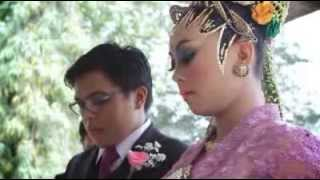 Devi & Agas (Cinematic Wedding Video)