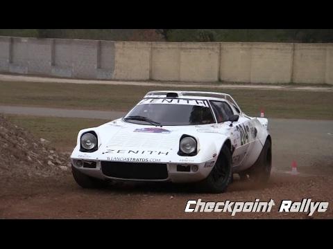 - Lancia Stratos HF V6 - Erik Comas - Pure Sound - Checkpoint Rallye -