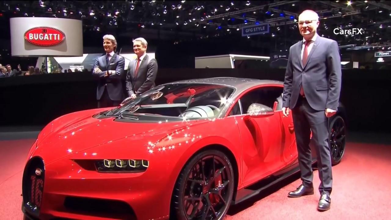 2019 Bugatti Chiron Sport Review - FASTEST CAR EVER !! - Dauer: 6 Minuten, 58 Sekunden