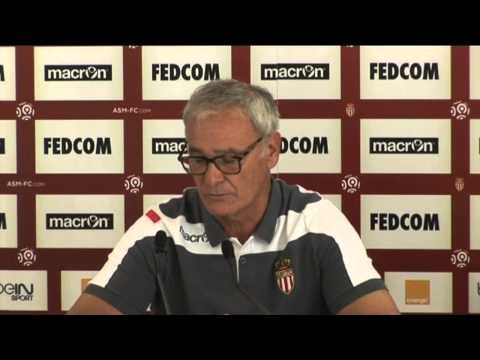 Claudio Ranieri: Wie ein Spitzenteam | AS Monaco - Olympique Marseille