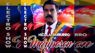 NICOLAS MADURO MARIPOSON - ELECTRO SHOW