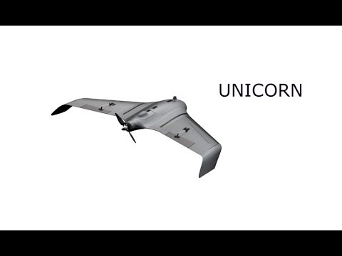 Unicorn UAV by Feiyu Tech for photogrammetry Aerial Photography drone