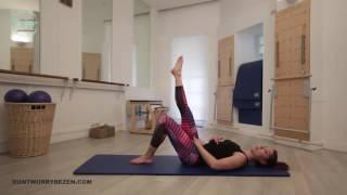 Don't Worry Be Zen - Routine Pilates
