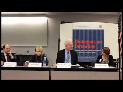 AZ State Univ Panel 3 Outsourcing and Privatization of Prisons (Dialogues on Detention)