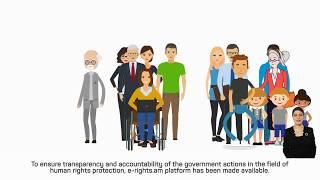 ՀՀ-ում մարդու իրավունքների պաշտպանության իրավիճակը արտացոլող նոր հարթակ