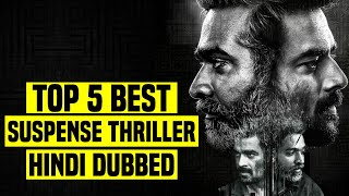 Top 5 Best South Indian Suspense Thriller Movies In Hindi Dubbed | Part 3
