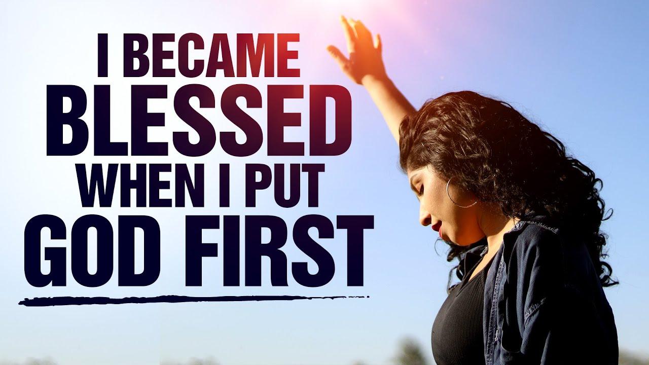 LIFE IS BETTER When You Put God First! (Motivational & Inspirational Sermon)
