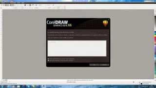 Validar o número de Série Corel Draw X6