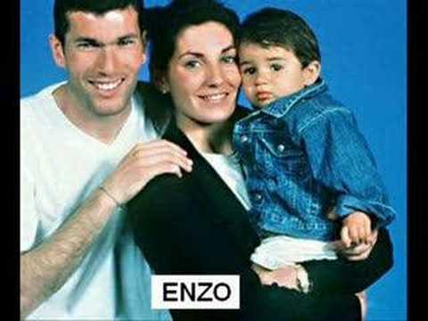 La Belle et le Bad Boy Zinedine and Veronique