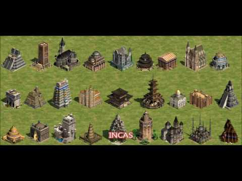 Age of Empires 2 civilization themes(updated 2017)