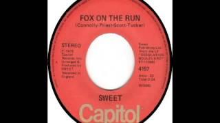 Sweet - Fox On The Run (1975)
