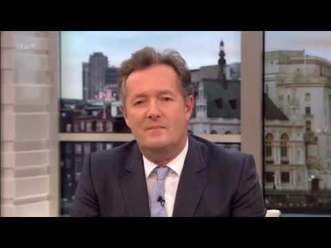 Piers Morgan Donald Trump Interview March 2016 1