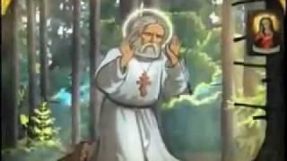 Преподобный Серафим Саровский. Мультфильм.