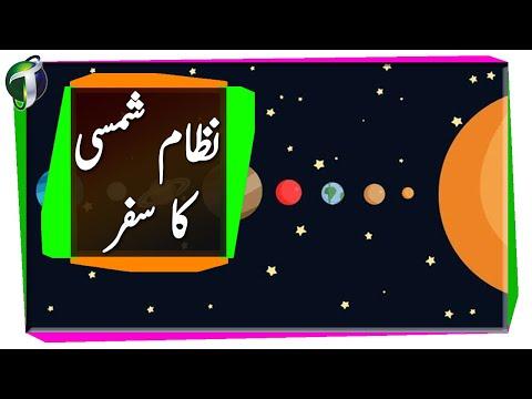 Exploring Solar System Urdu Hindi