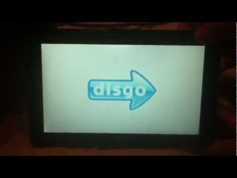 Disgo tablet 6000 stuck at boot