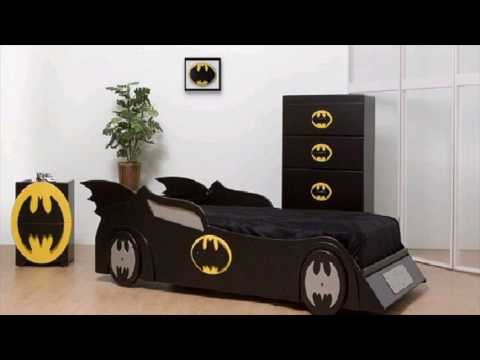 Batman Wall Decals For Kids Rooms