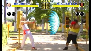 Fatal Fury - Cosplay Edition