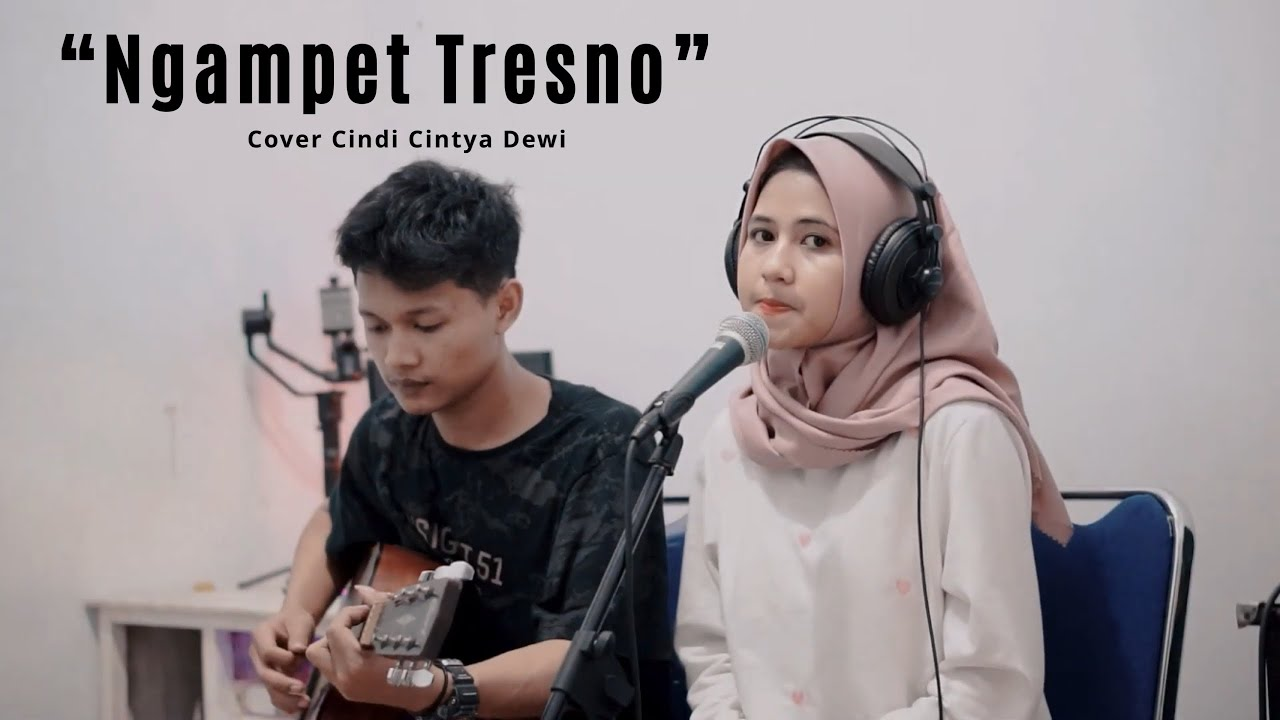 Ngampet Tresno - Deradru Cover Cindi Cintya Dewi ( Live Akustic )