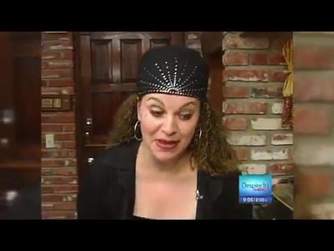 Jenni Rivera - Entrevista (Despierta America) 2001