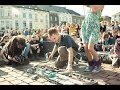 Capture de la vidéo Dub Fx Feat. Flower Fairy - Full Street Performence Live In Gent Belgium