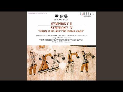 "Symphony No. 4 ""Singing In The Dark"": I. (1986)"