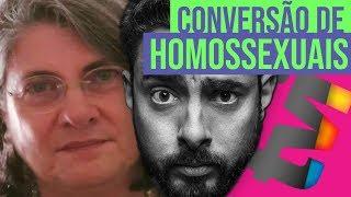 CONVERSÃO DE HOMOSSEXUAIS - QUERO LÁ SABER #52