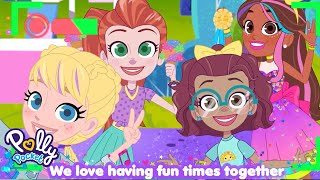 Polly Pocket and Friends! The Most EPIC Summer Music Marathon! @Polly Pocket