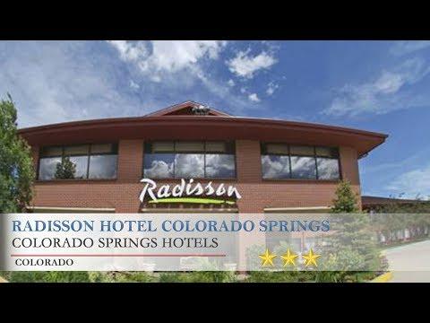 Radisson Hotel Colorado Springs - Colorado Springs Hotels, Colorado