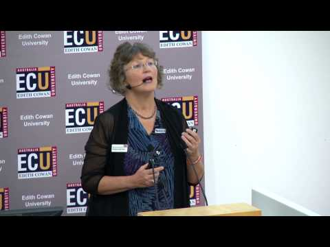 The Internet In Family Life: Prof Lelia Green, The West Australian - ECU Lecture Series