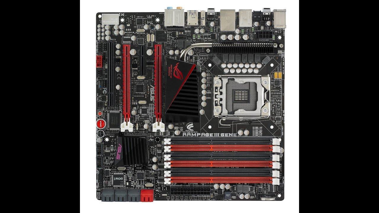 Asus Rampage III Gene NEC USB 3.0 Controller 64 BIT Driver