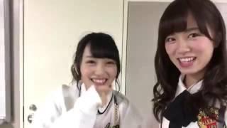みーおん(向井地美音)&さーなん(高寺沙菜)と 飯野雅(AKB48) 公式プロフィール ...